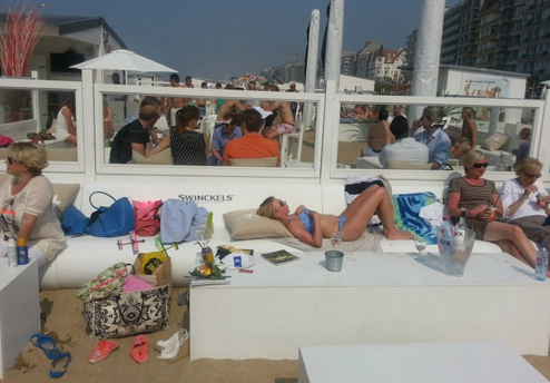 Monroe beach Knokke